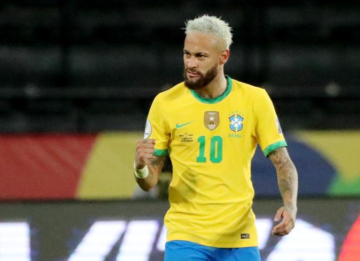 네이마르 두 경기 연속 골…브라질, 페루 4 대 0 완파