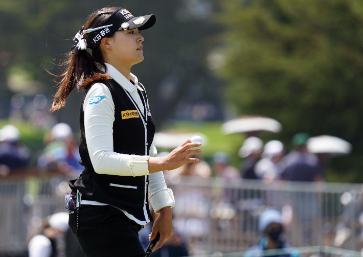 전인지·최운정, LPGA 마이어 클래식 2R 공동 9위…1위와 6타 차