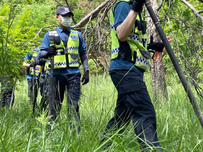 주민 제보 덕에…실종 이틀 만에 치매 앓던 70대 산에서 구조