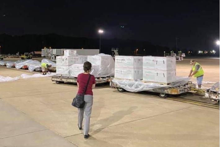 美, 대만에 약속보다 3배 많은 250만 회분 백신 지원
