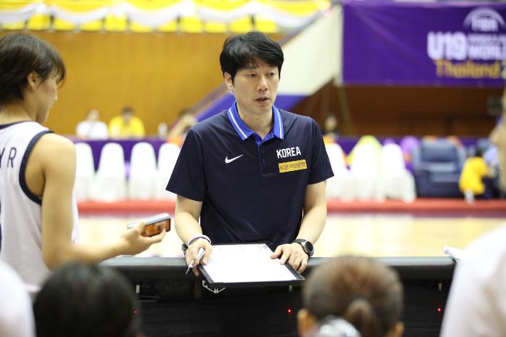 19세 이하 여자농구 월드컵 사령탑에 박수호 감독 선임