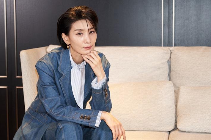 [EN:터뷰]'여고괴담6' 김서형, 모든 걸 새겨넣다