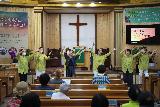 포항 봉계교회, 작은 음악회 개최해