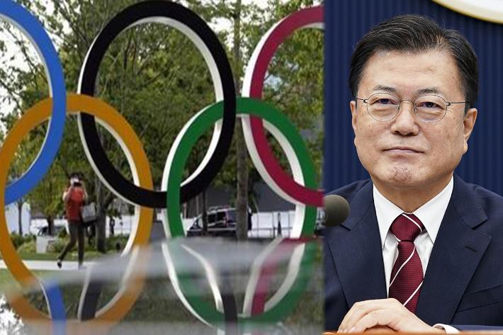 [칼럼]보름남은 '도쿄올림픽'과 대통령의 訪日
