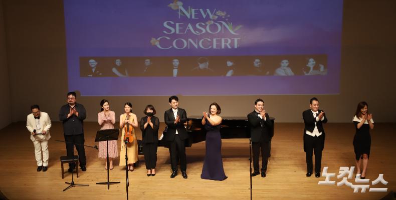 광주CBS 창립 60주년 기념 '뉴시즌 콘서트' 목록 이미지