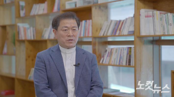 """[영상]박승원 광명시장 """"광명, 더 이상 서울 위성도시 아냐"""""""