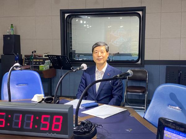 허현도 부산울산중소기업회장. 부산CBS