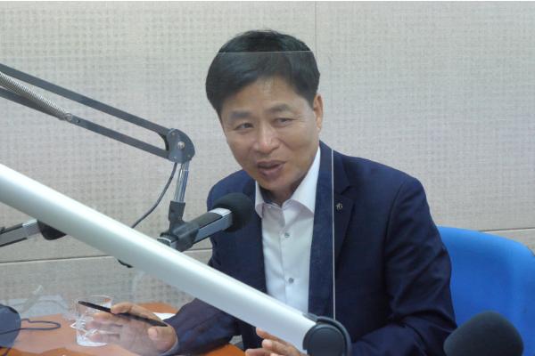 """장석웅 교육감 """"포스트 코로나 시대 전남교육이 표준될 것"""""""