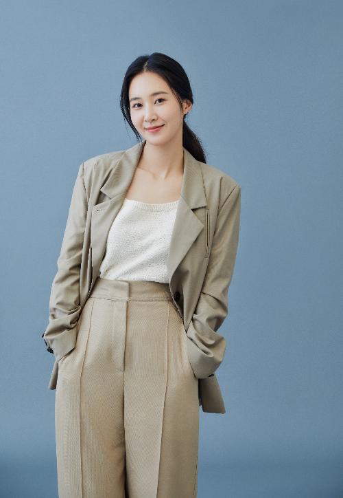 MBN 드라마 '보쌈-운명을 훔치다'에서 수경옹주 역을 맡은 배우 권유리. SM엔터테인먼트 제공