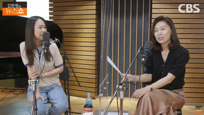 """[인터뷰]손열음 """"김희애 특급칭찬에 깜짝 놀라"""""""