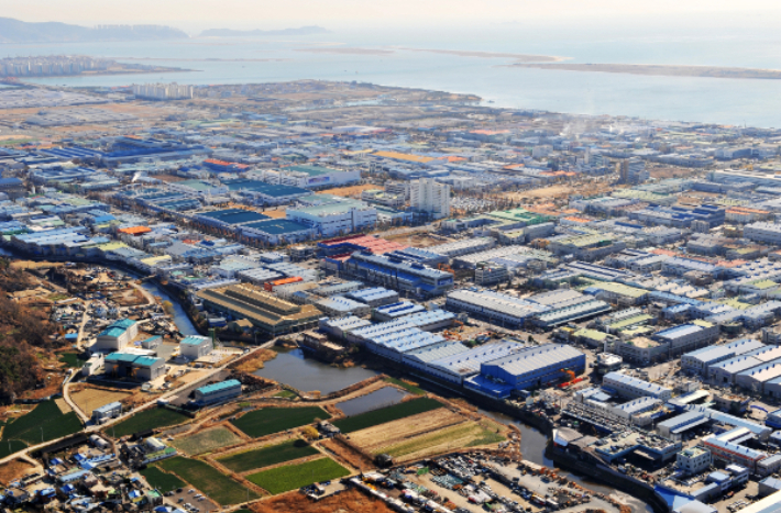 서부산 산업단지. 자료사진