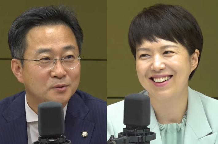 """박성준 """"드루킹,국정원 댓글과 달라""""vs김은혜 """"또 내로남불"""""""