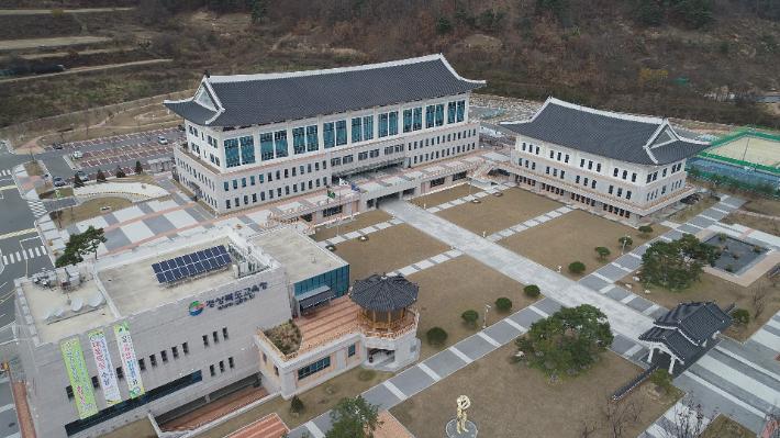 경북도청 신도시 예천 지역에 중학교 신설