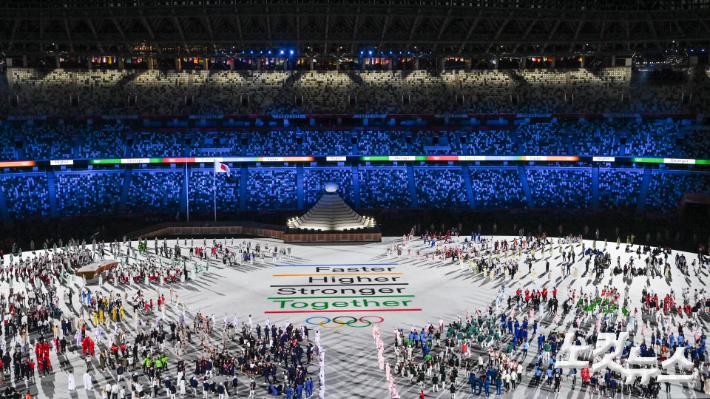 """中 도쿄올림픽 미디어 신경전···""""중국 지도에 왜 대만이 없어!"""""""
