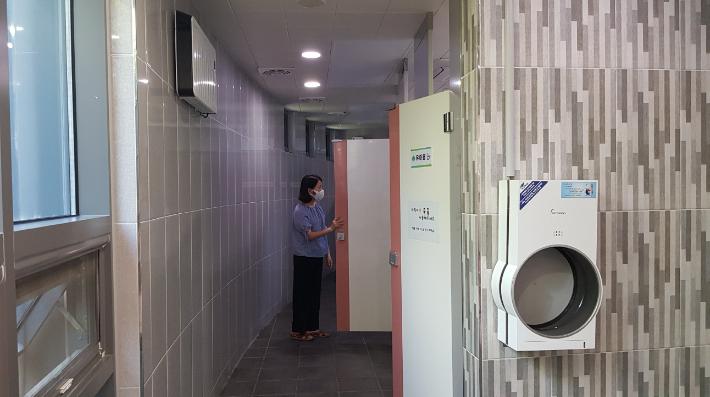포항시, 휴가철 안심 공중화장실 특별점검