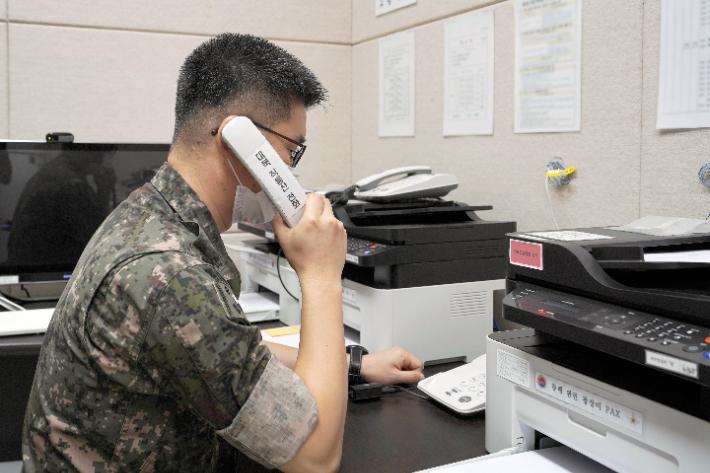 北, 13개월 만의 남북 연락채널 복원 왜 보도하지 않나