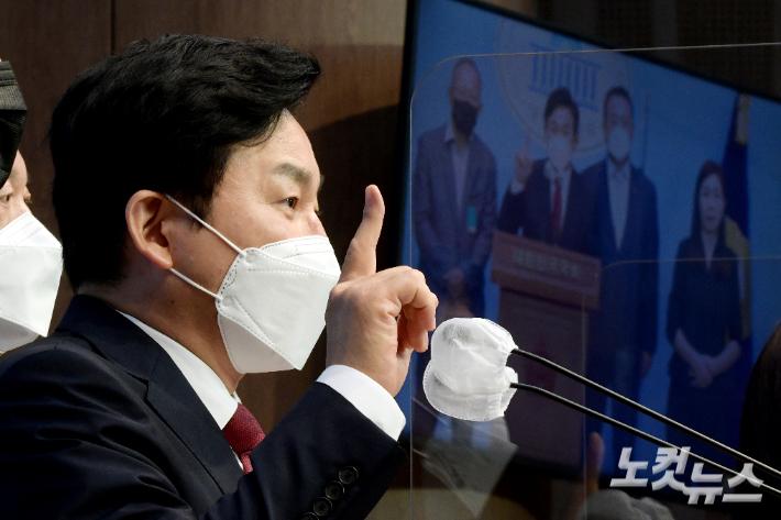 [전문]원희룡 제주도지사 사임 회견문