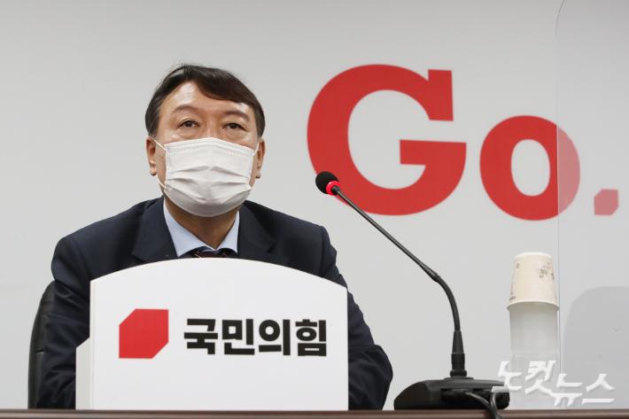 '당심 잡기' 나선 국민의힘 '당원' 윤석열…尹 견제도 본격화