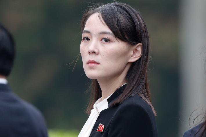 """北 김여정 """"한미훈련, 남북관계에 재미없는 전주곡 될 것"""""""