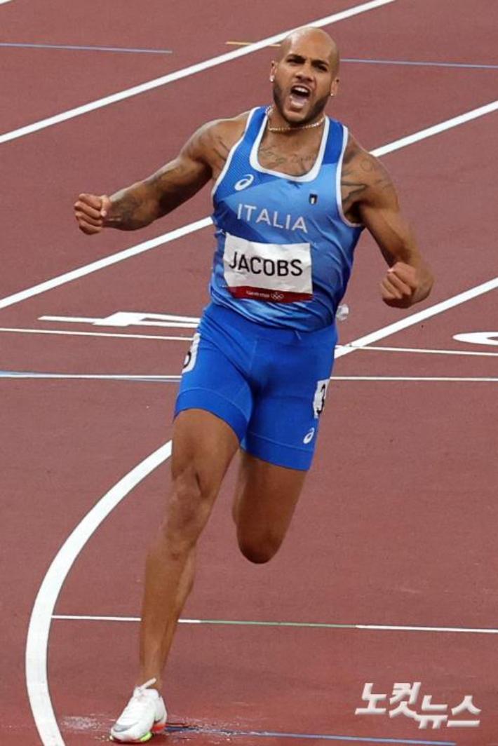 '볼트' 없는 男 100m, 이제 인간 탄환은 '제이콥스'[도쿄올림픽]
