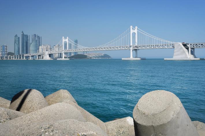 부산시, 7개 다리-해수욕장 브랜드로 개발한다