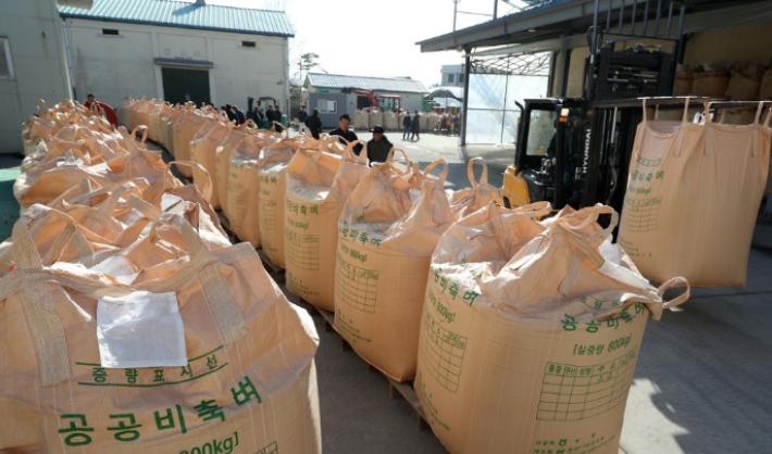 추석 명절 대비 정부양곡 8만t 추가 공급