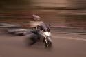 경찰관 치고 도망도…코로나 이후 '무법 배달 오토바이' 늘어나