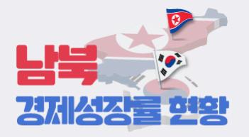 북한 경제성장률 -4.5%… 최저치 기록[그래픽뉴스]