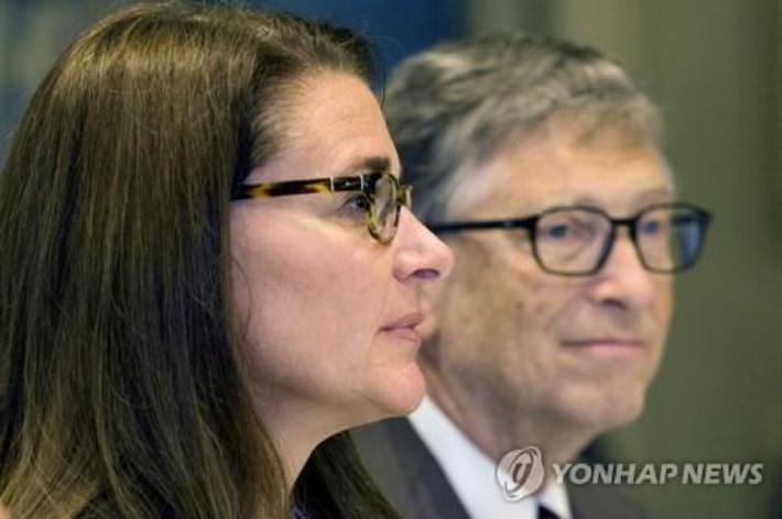 빌 게이츠 부부, 공식 이혼…175조원 재산 분할