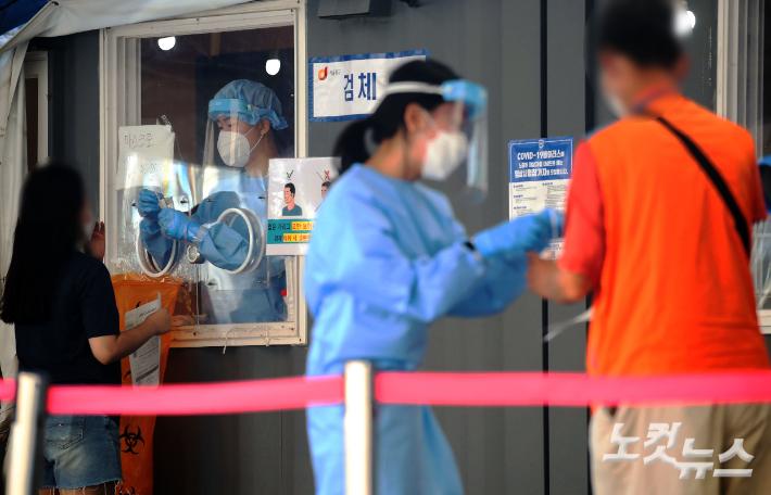 동해안 확산세 지속…동해 외국인 집단감염 21명으로 늘어