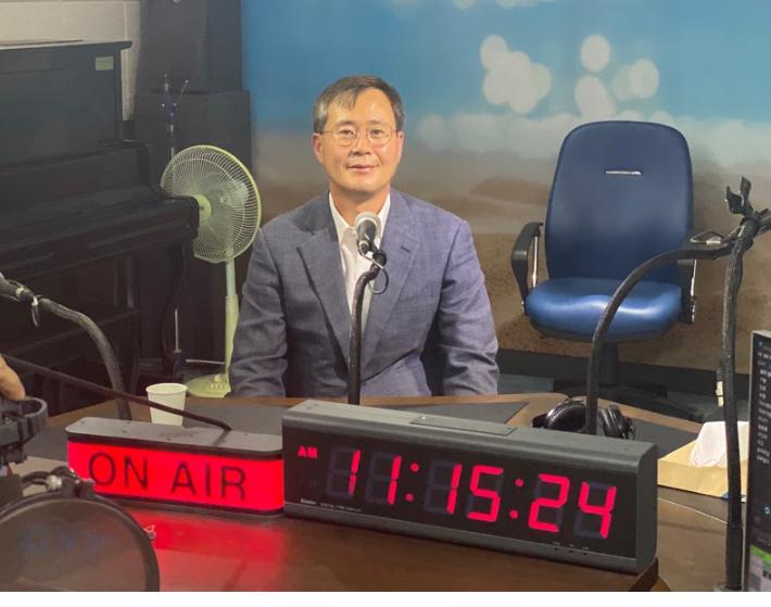 """박상욱 부산경찰청 교통안전계장 """"보행자가 우선인 교통문화 정착에 최선"""""""