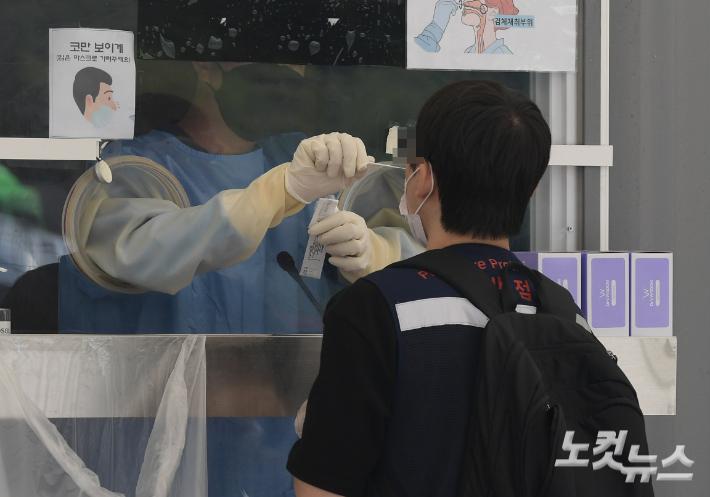 전남 코로나 확진자 4명 추가..1차 누적 백신 접종율 82.8%