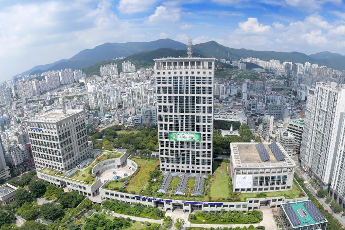 부산시,  서부산권 등 6개구 특별정비구역 지정··용적률 10% 상향