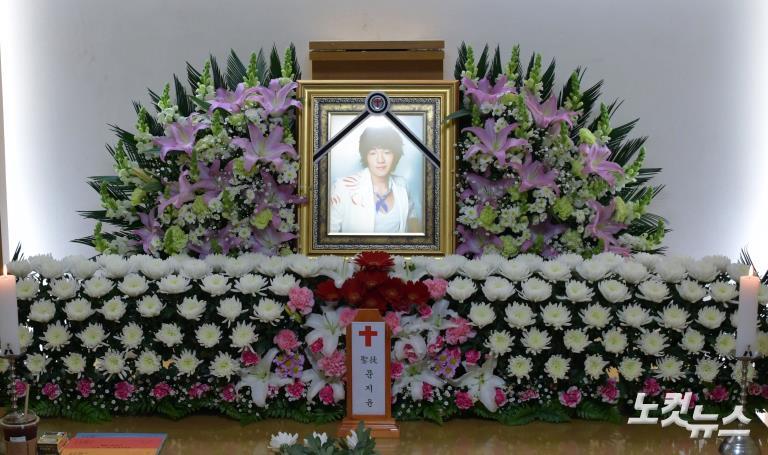 배우 문지윤, 급성 패혈증으로 사망
