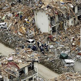 [타임라인]10년 이어진 일본 대지진 '잔혹史'