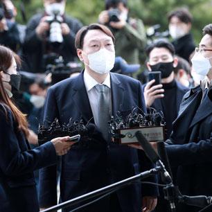 [타임라인]조국‧추미애‧박범계까지…윤석열의 589일